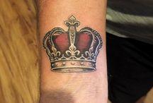 Tatuaggi corona