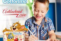 Cottonino / Atenția specială pe care o merită copilul tău.