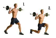 Weightlifting - Legs