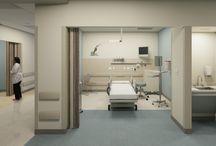 hastane iç mimari