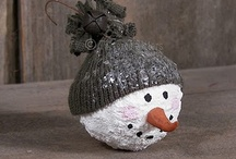 Snowmen / by Tina