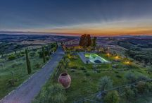 Villas in Tuscany with pool / Holiday villas to rent in Tuscany countryside close to Florence