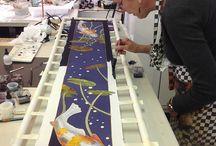 silk painting crafts