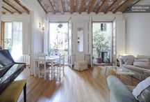 Barcelona flat to rent