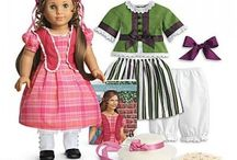 American Girl Doll Marie Grace and Cécile New Orlean's Beauties / by Maxine Wiggins