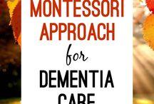 Montessori for the elderly
