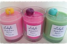 Mollie Makes Handmade Awards 2015 / Handmade home fragrance. Scented natural soy candles and wax melts created with style and elegance, decorated with fun and a sprinkling of glitter. Lubylu has graduated from my kitchen table to a home workshop where it continues to develop. I aim to continue to build an affordable aspirational brand and a business that people want to work for based on its ethics and support of other local and UK businesses. How Lubylu does business is as important to me as the business I do.