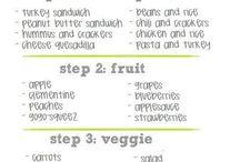 eating healthy / by Alisha Reyes