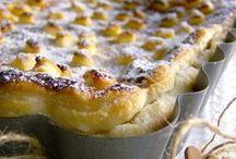 tartas de manzanas