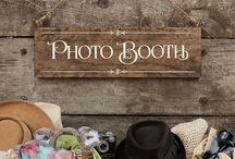 Wedding Photo Booth Inspirations