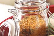Spices homemade