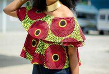 Pandora Print Fashion
