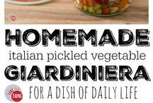 Füd: Pickled Toppings