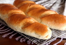 bread recipes / by Brooke Atchley