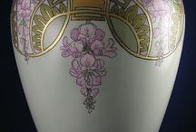 Art Nouveau, Jugendstil, Art Deco,Szecesszió