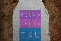 I am a Sigma Delta Tau girl! / by Elizabeth Barrero