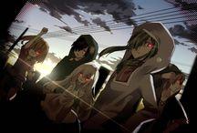 Mekakucity Actors ( Anime )