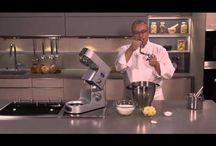 Cuisine : Cooking chef Kenwood
