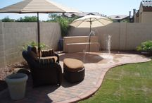 Outdoor home improvements / by Cassidy Carr