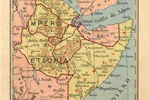 A.O.I. AFRICA ORIENTALE ITALIANA