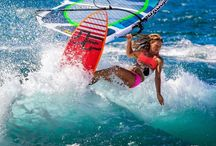 windsurf girls