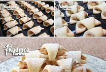 Elmalı kurabiye 2
