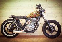 GIENEK / 1984 Suzuki GN 400