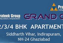 Prateek Grand City NH24 Siddharth Vihar Indirapuram Ghaziabad / Prateek Grand City is premium residential project of Prateek Group at Siddharth Vihar Nh 24 Ghaziabad.