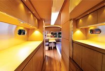 Airstream Dream / Custom interior ideas for an airstream