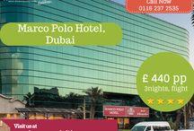 Marco Polo Hotel, Dubai Holidays