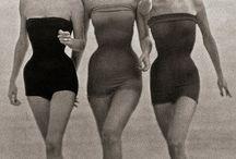 anos 20 moda praia