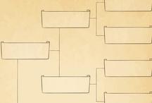 Family History/ Genealogy / by Ana Cabrera - Craftification.com