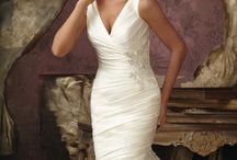 Sheer Elegance / Stunning and elegant A-Line wedding dresses- in stock now!