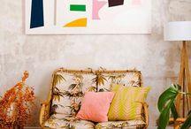 Madeleine's studio loft