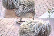 Mens hair style