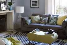 Living room Ideas / by Dawn King