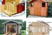 DIY HOME SHED