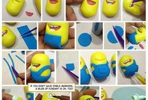 Polymer Clay Ideas for Boo / by Full of Great Ideas