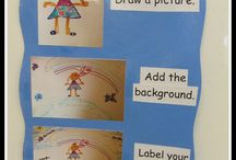 Kindergarten Writing / by Sarah Mackey