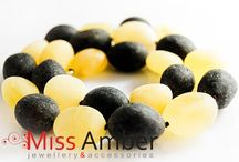 MissAmber Necklaces Collection / Amber Necklaces Collection Made by MissAmber