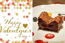 恋するバレンタイン! / 人気ショコラティエがとっておきのバレンタイン・スイーツのレシピをお届け。大人の恋を成就させる、とっておきのデザートを見つけました。
