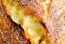 Bread / by Alicia Boyrie Galeazzi