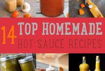 Hot sauce recipes