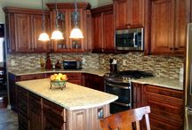 Todd & Marie's Kitchen / Take a look at this gorgeous, spacious kitchen design/remodel done by Johnny Rhino Residential Remodelers in Powder Springs, GA!