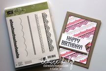 Stampin Up Delicate Details