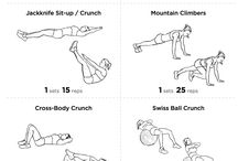 stomach fat exercise