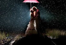 Rainy Wedding Day Inspiration