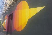 Mind the wall, Proyecto de Swinton and Grant #Madrid #StreetArt #Art #Arterecord @arterecord