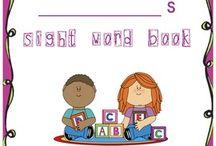 K sight words / by Jill Dailey