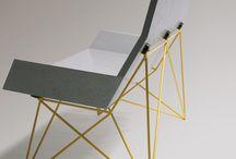 Concrete / Concrete Furniture